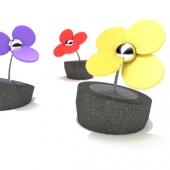 꽃 조형물(MEA-210)