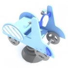 오토바이흔들놀이(MEG-050)