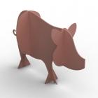 돼지 조형물(MEA-501A)