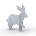 토끼 조형물(MEA-503D)