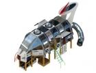 우주선 조합놀이대(MEG-310)