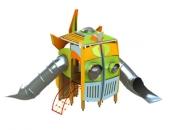 로봇 조합놀이대(MEG-410)