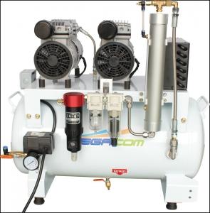 (2HP,3HP)Oil Free Dental Compressor