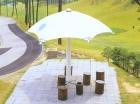우산형 쉘터