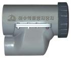 역류및악취차단장치(하천/해수용)