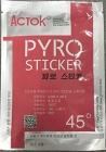 PYRO Sticker 45L